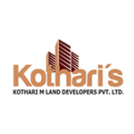 Logo of Kothari Builders & Developers
